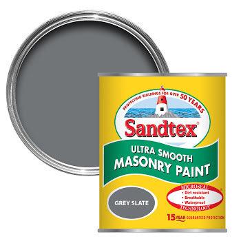 Ultra Smooth Masonry Grey Slate