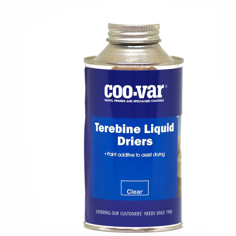 Terebine Liquid Driers 500ml