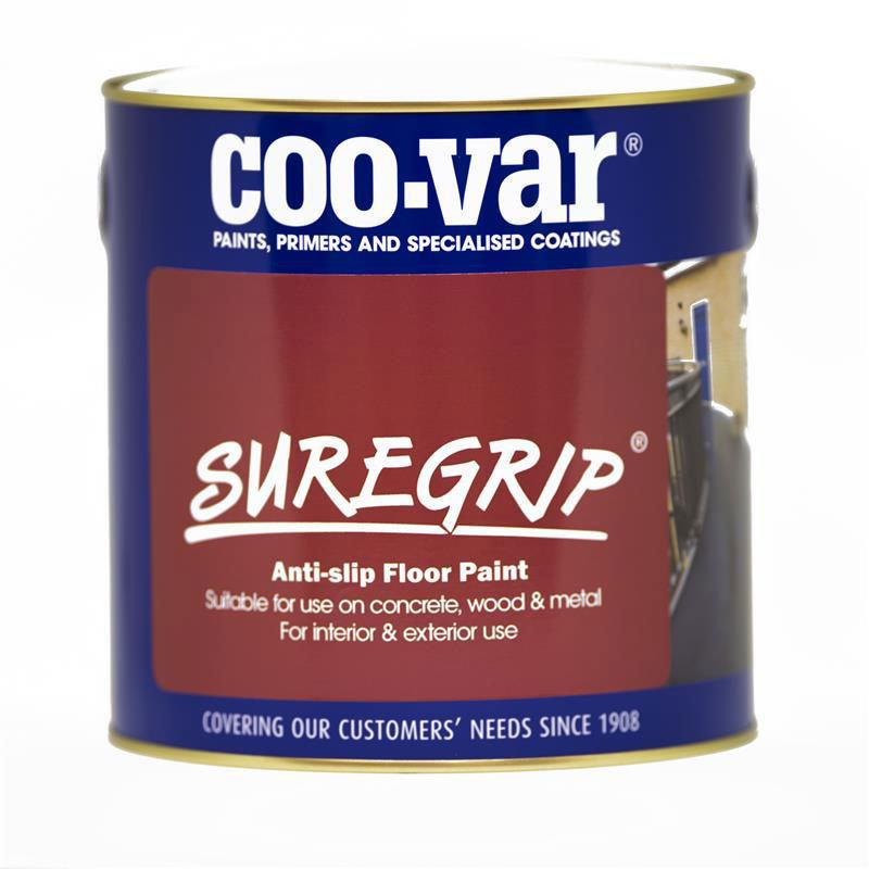Suregrip® Anti-Slip Floor Paint