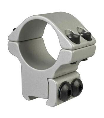 Blueprint Mounts 25mm Double Strap Medium Silver