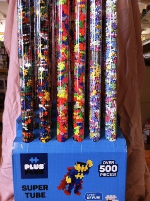 Plus Puzzle Tubes (Curbside Pick-Up Only)