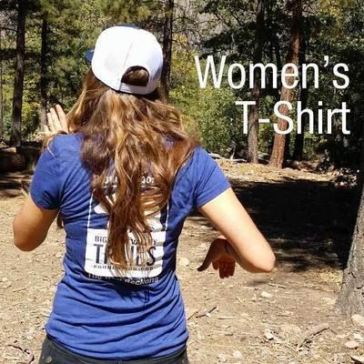 T-Shirt Women's V Neck