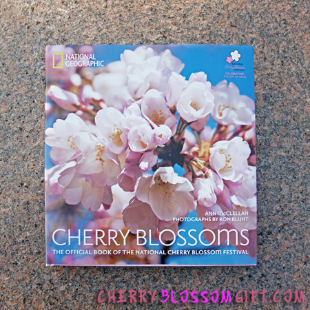 Gifts - Cherry Blossoms - The Official Book of the National Cherry Blossom Festival