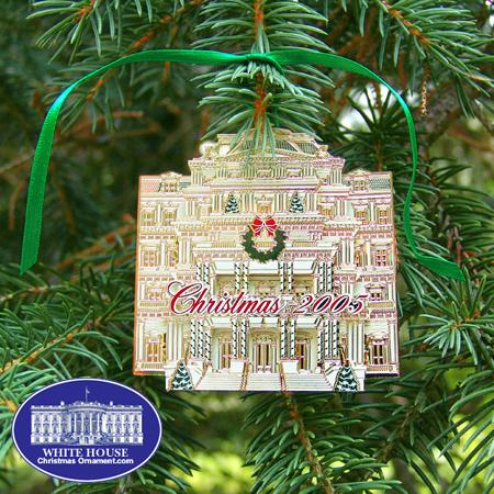 Ornaments - Secret Service 2005 Eisenhower Executive Office Building