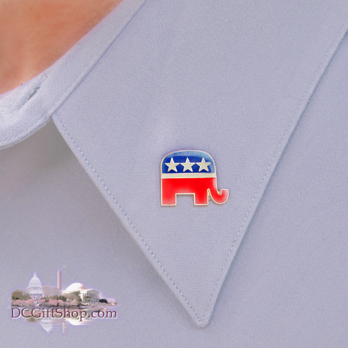 Gifts - Pin - Republican (est 1854)