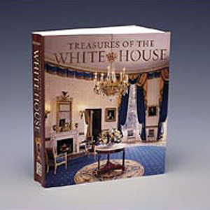 Gifts - Books - Treasures of the White House