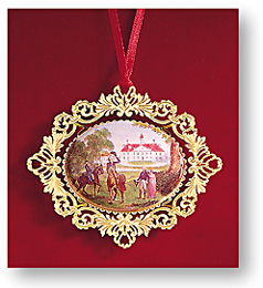 Ornaments - Mount Vernon 1996 Early View
