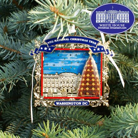 Ornaments - Secret Service 2007 National Christmas Tree