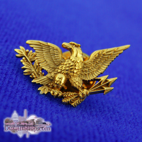 Gifts - Tie Tac - Eagle