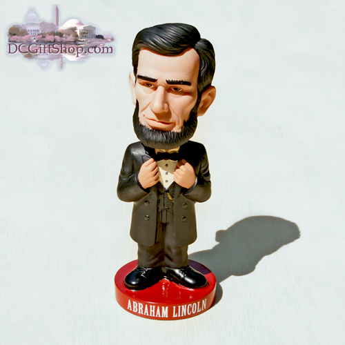 Gifts - Toys - President Abraham Lincoln Bobble Head