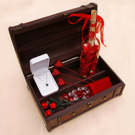 Valentine's Day - Duke of Orleans Treasure Chest