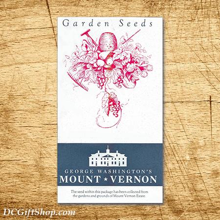 George Washington Heirloom Seed Collection