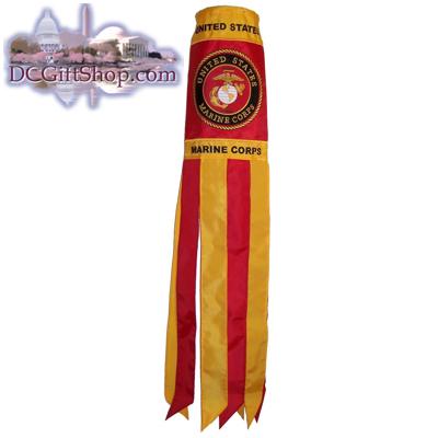 Gifts - Summer - U.S. Marine Corps Windsock