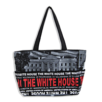 Gifts - Bags - The White House Black & Red Bag