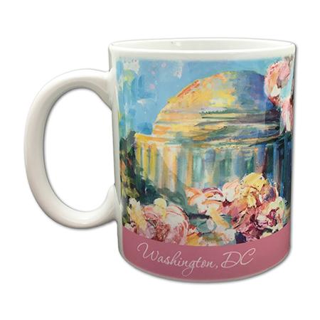 2018 National Cherry Blossom Festival Ceramic Mug