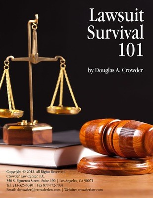 Lawsuit Survival 101