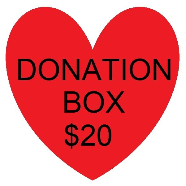 Donation Box - Original - $20