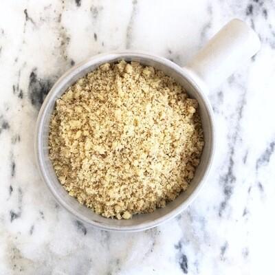 CORKY'S NUTS - Raw Organic Walnut Meal - 1.5 lb bag