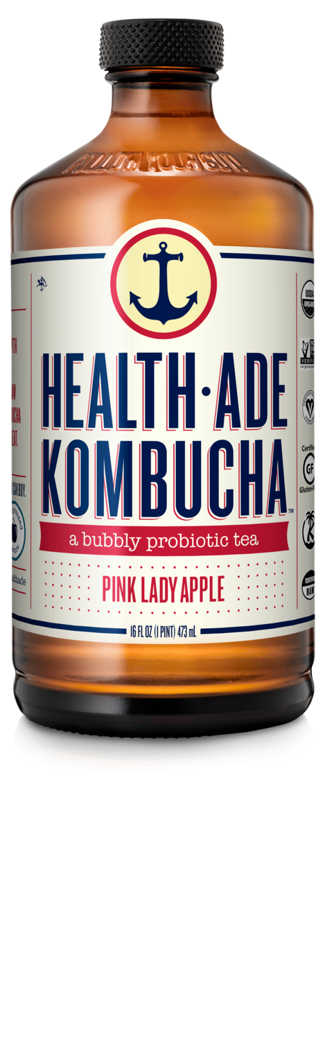 Health-Ade Kombucha - Pink Lady Apple