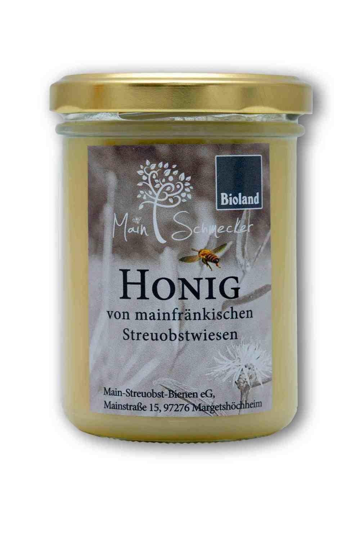 Honig von der Streuobstwiese (Bioland)