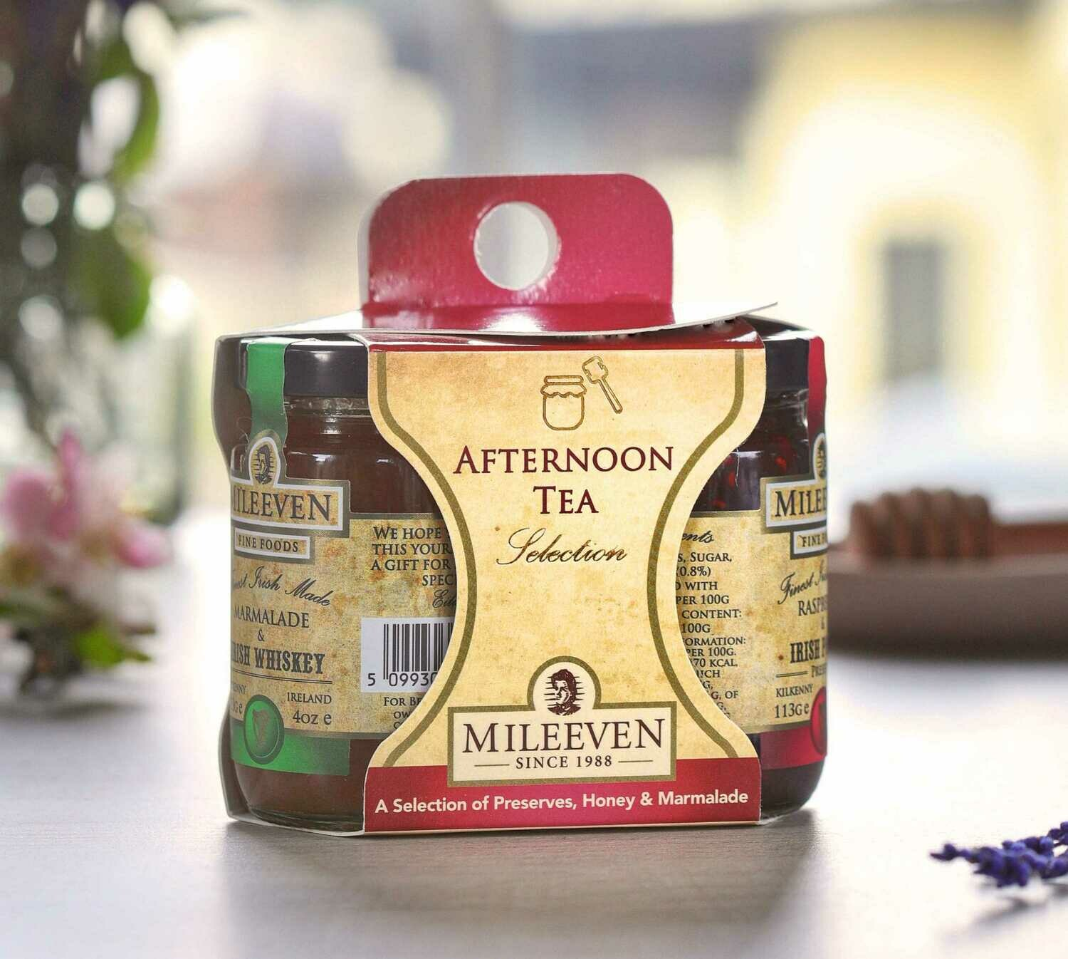 Mileeven Afternoon Tea Selection 3 x 113g