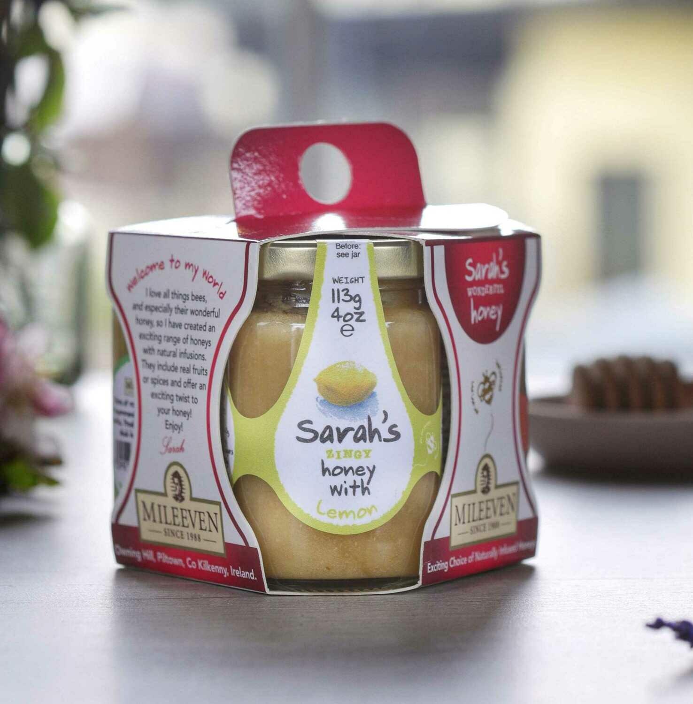 Sarah's Wonderful Honey Selection 3 x 113g