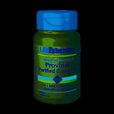 PROVINAL - PURIFIED OMEGA-7 30 SOFT GELS