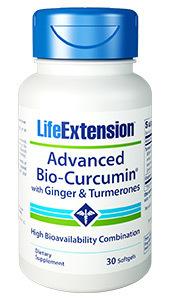 Advanced Bio-Curcumin  30 soft gels