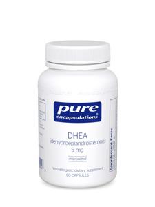 DHEA 5 mg 60 capsules