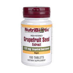 GSE Tablets 125 mg 100 tablets