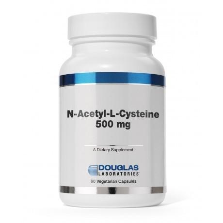 N-Acetyl-L-Cysteine 500mg 90capsules