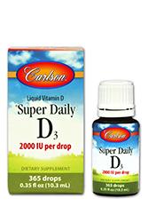 Vitamin D Drops 0.36oz