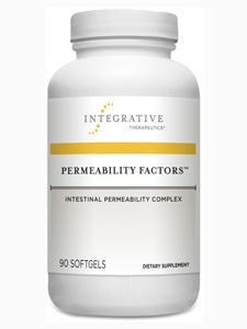 Permeability Factors 90 soft gels