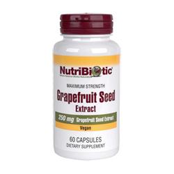 Grapefruit Seed Extract Vegicaps 250 mg