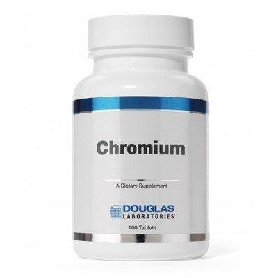 Chromium 1 mg 100 tablets