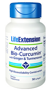 Advanced Bio-Curcumin  30 soft gels