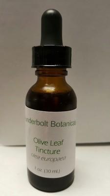 Olive Leaf Tincture 30ml
