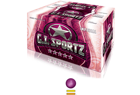 5 Star Pro-Circuit .68 caliber Paintballs - 2000 count box - available by pre order 72 hours prior to your game date
