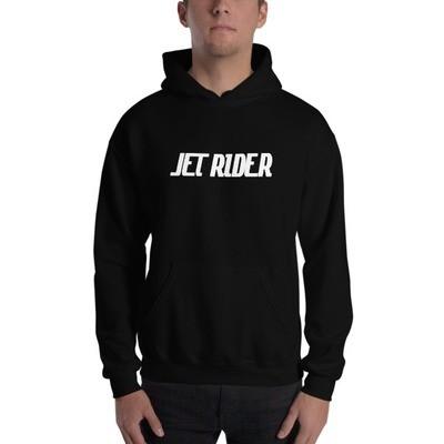 Jet Rider Hooded Sweatshirt