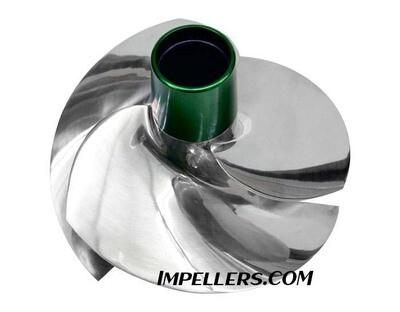 New Performance Tigershark impeller TB-SC-I for 146mm pump