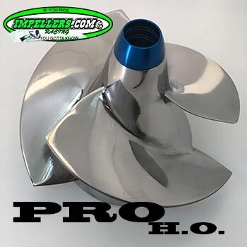 PRO performance impeller 200hp Chaperral Vortex Jet Boat & Single Engine