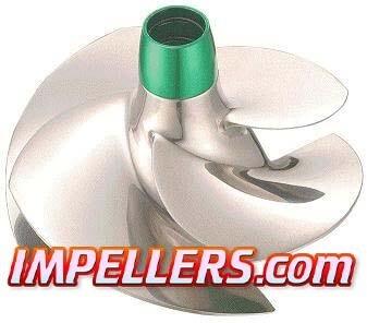 Solas SRX-CD-14/19 Sea Doo Impeller RXP-X 08, RXT-X 08, RXP 215 04-07