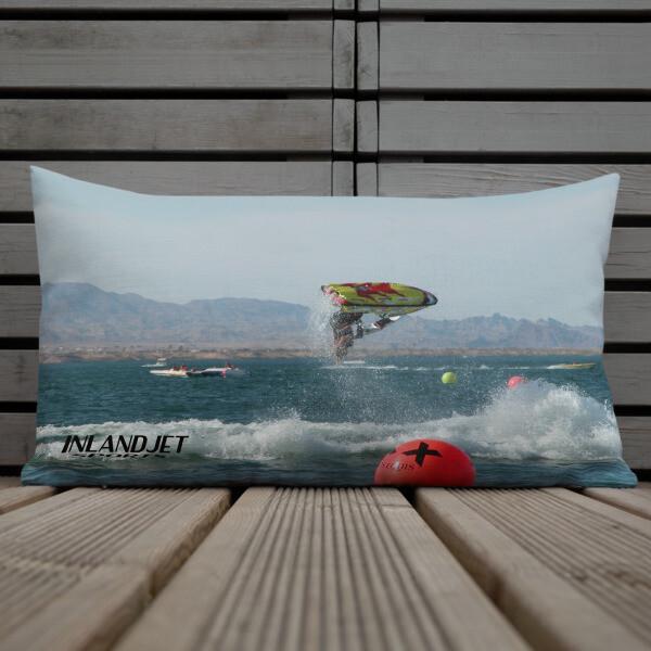 InlandJet Sports Premium Pillow