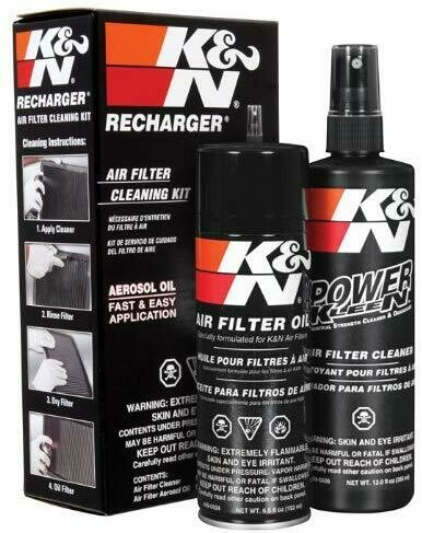 K&N Recharger Air Fliter Service Kit Closeout