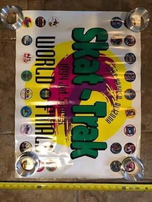 1994 Skat Trak World Finals poster