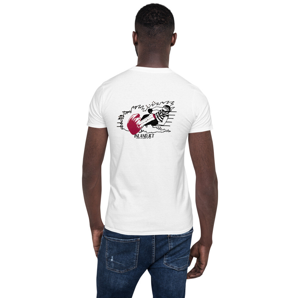 InlandJet Action Short-Sleeve Unisex T-Shirt