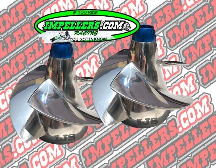 PRO 2X Impellers kit Yamaha LS/LX2000 1999-02 LX210 2003-05 AR210 03-05 Twin Engine