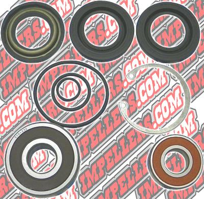 Jet Pump Repair kit Kawasaki STXR, STX-12F, STX 15F 05-07 /09-12, Ultra 250X, Ultra LX