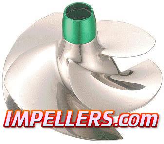 Solas KG-CD-14/21  Kawasaki Jet Ski Impeller STX-15F 04-up