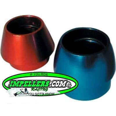 Solas Impeller Boot Nose Cone Kawasaki Jet Ski Replacement